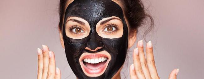 peeling çeşitleri, siyah maske