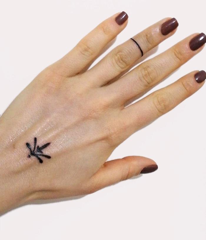 dövme, minimal dövme, tattoo, dövme modelleri